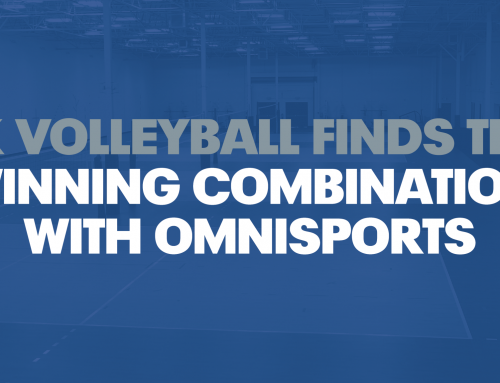 TK Volleyball Finds the Winning Combination with Omnisports